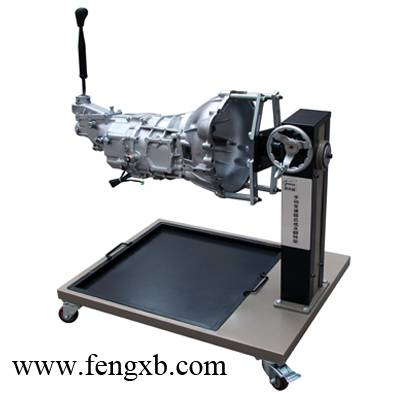 Manual transmission disassembly rolling shelf of educational stand