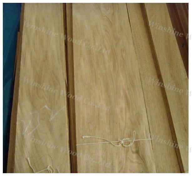 chinese walnut wood veneer