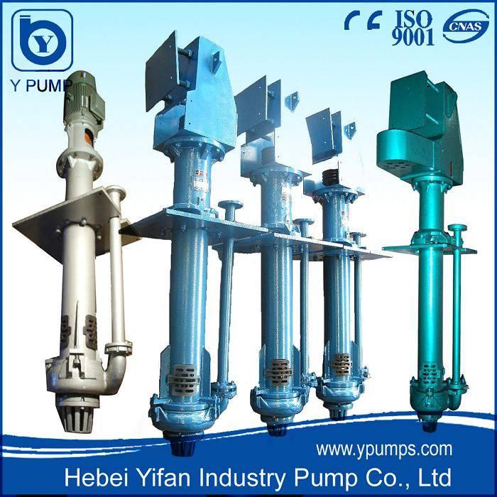 Submersible Sump Pump, Vertical Acid-Resistant Pump