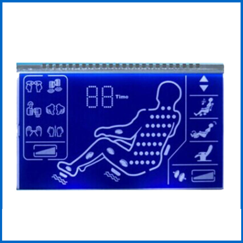 programmable lcd display custom lcd display for Medical equipment