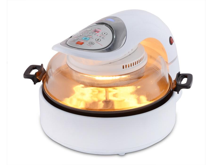 Multi Function Digital Air Fryer 11L MO-08DHY w/stirrer