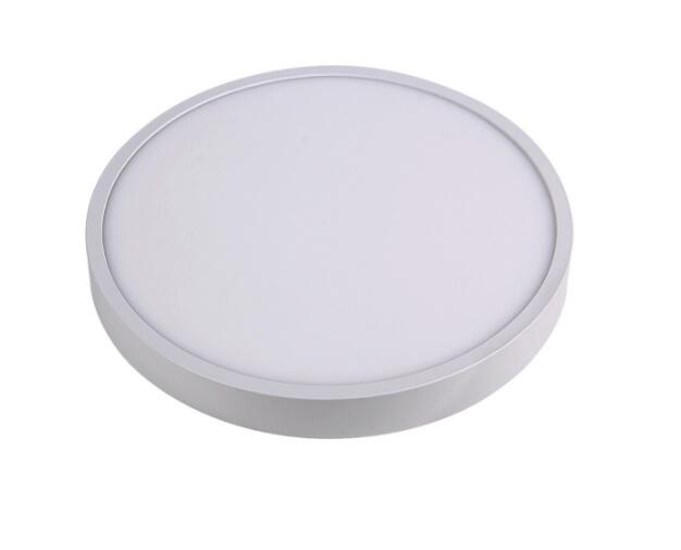 7W/10W/15W/18W/24W led panel light round SMD aluminium for home,office,hotel use