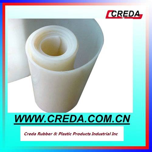 10shore Best Price Silicone Rubber Sheet