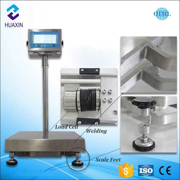 High Durability TCS Electronic Platform Scale