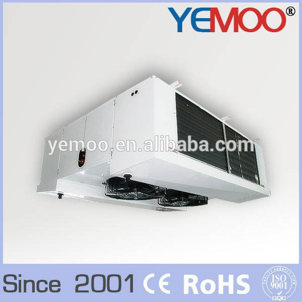 YEMOO double-side blow type evaporative air cooler for cold room fruit storage