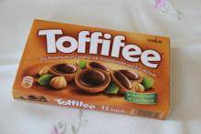 Toffifee 15er 125g RK / Toffifee 15er 125g 1/4 Pal./ Chocolate Available
