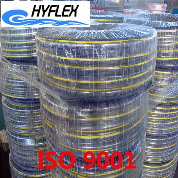 PVC steel wire tubes