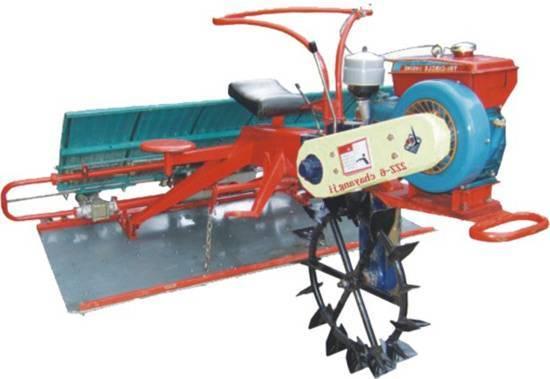 2ZZ-6 Mechanical Rice Transplanter
