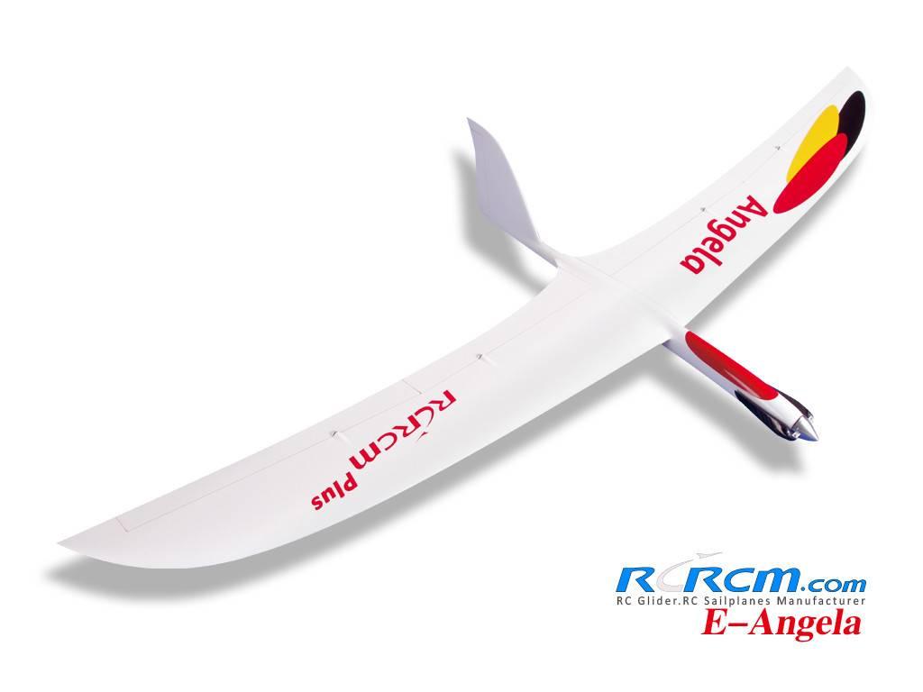 Angela-RCRCM 2m electric sailplane