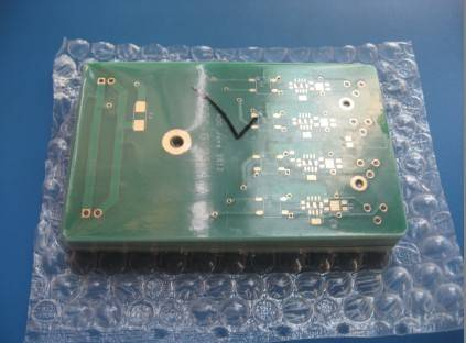 Thick PCB (FR-4 material)