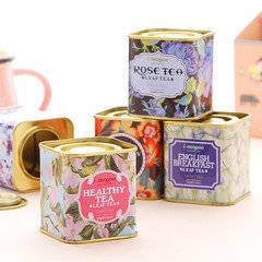 tea can/tea tin cans/tea packing/black tea packing/storage box