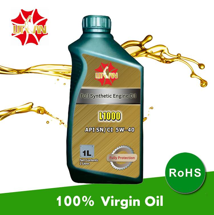 High Performance 1L Synthetic Car Engine Oil 5W50 for car,Lubricants Oil for Cars 1 L