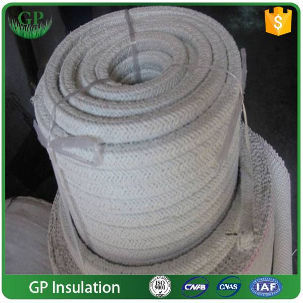 thermal insulation ceramic fiber rope
