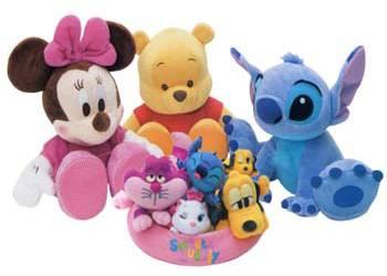Plush Stuffed Toy Winnie The Pooh