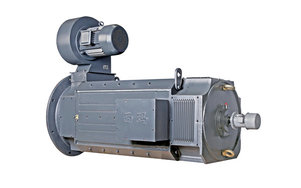 Z4 132kw/180HP 3000rpm 440V/180V DC Motor with Blower