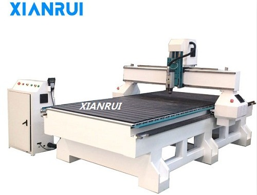 China XIANRUI 48 wood cutting and carving router machine with italian spindle