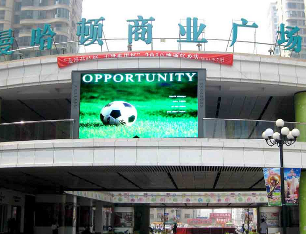 P6 P8 P10 P12 Outdoor advertising window led screen/high transparency video led display screen