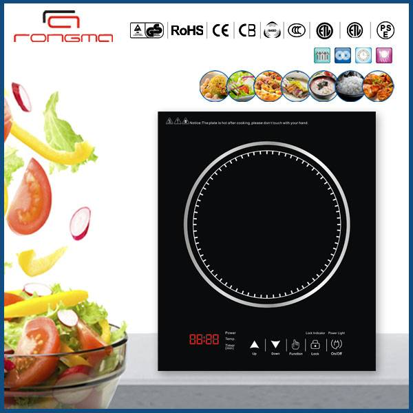 1300W, 120V induction cooker