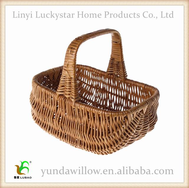 Vintage Cheap Large Wicker Christmas Holiday Gift Basket Empty FOB Reference Price:Get Latest Price