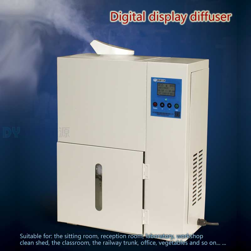 High power Ultrasonic essential oil diffuser wall type for KTV
