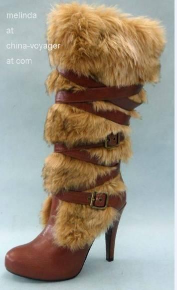 Fur Winter Boots