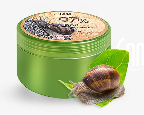 CANA Snail Soothing Gel
