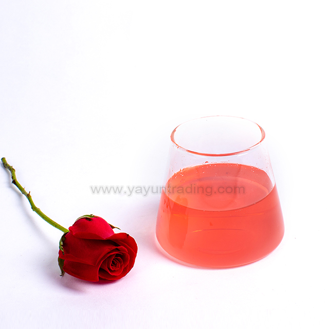 Private Customized Clear Glass Tumbler for Drinking Water And Wine
