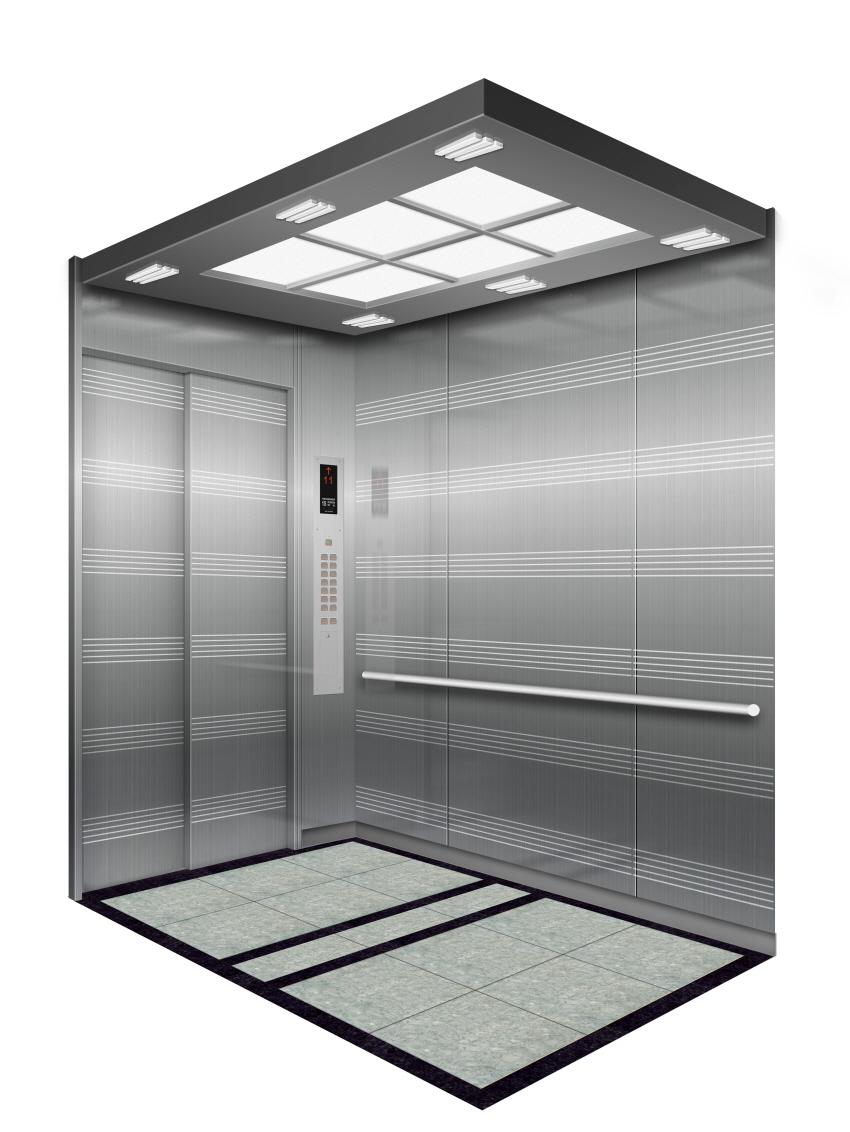 Nude Elevator - I-Elevator Co.,Ltd