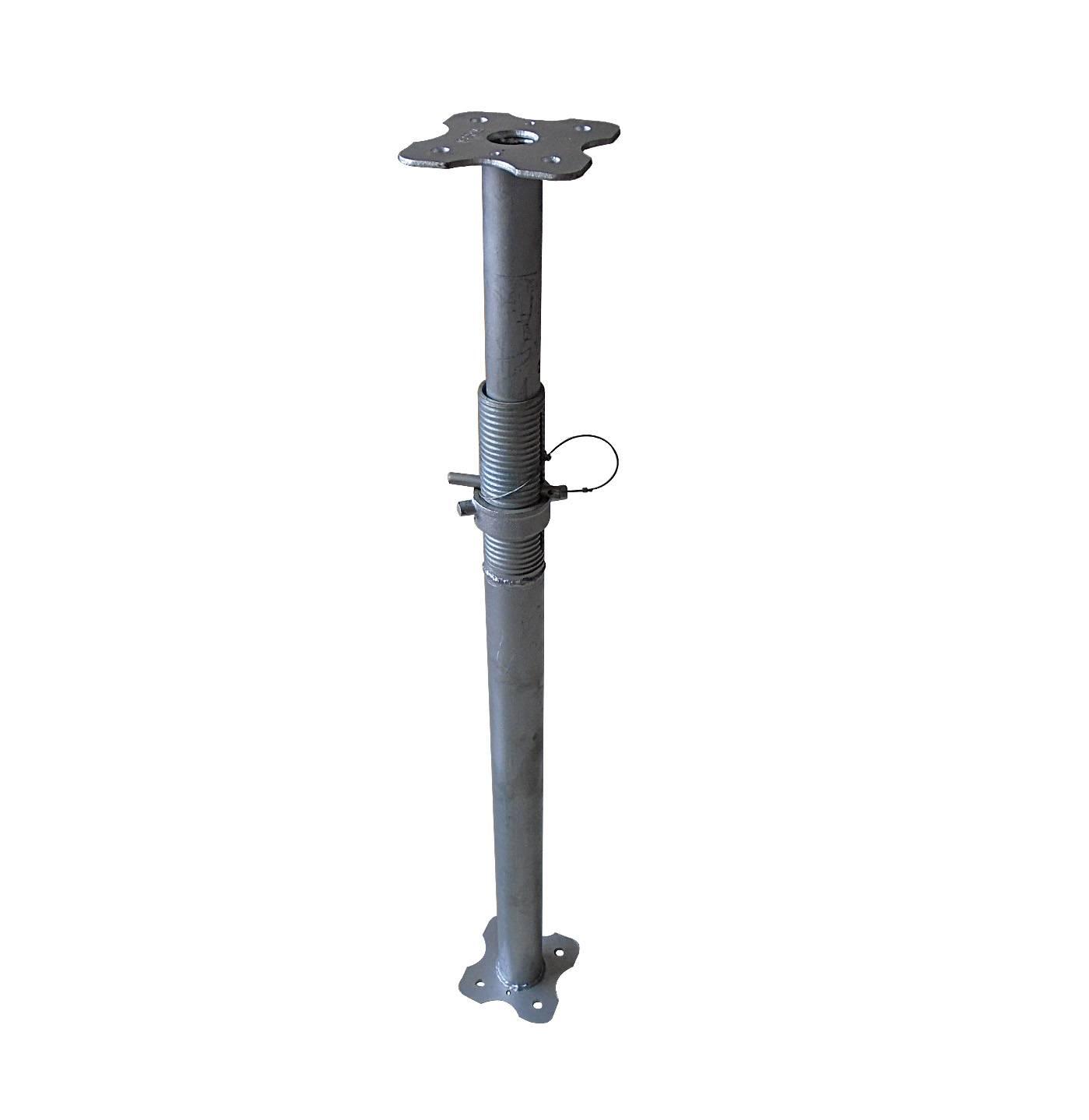 galvanized steel props