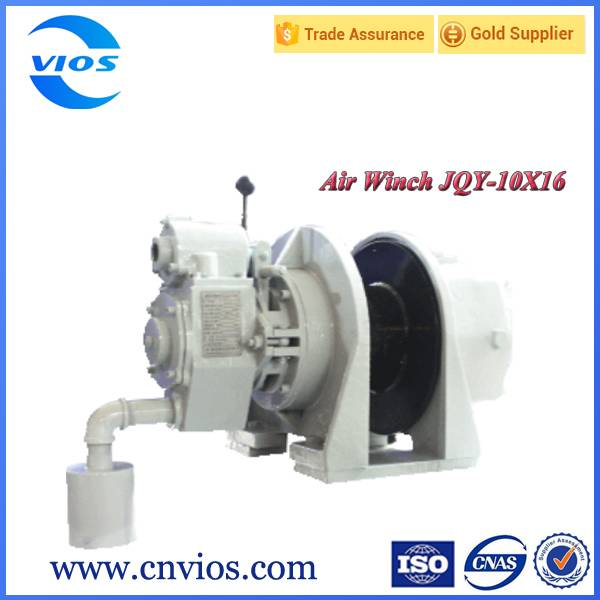 Pneumatic winch used for coal mine /gold mine