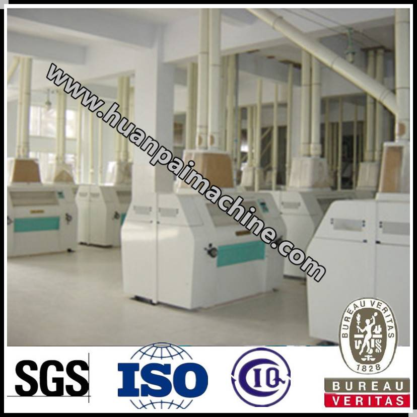 wheat mill machine with good quality for sale