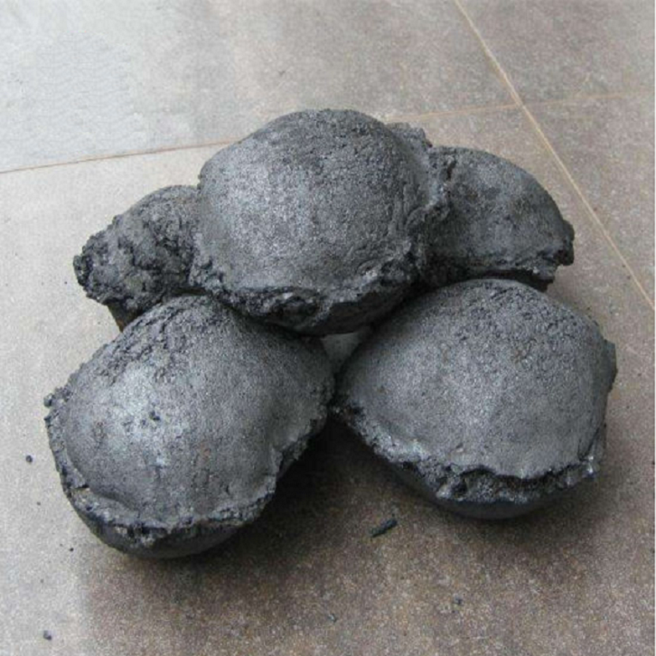 Low consumption carbon electrode paste for Ferronickel/Ferrosilicon/Silicon Metal smelting