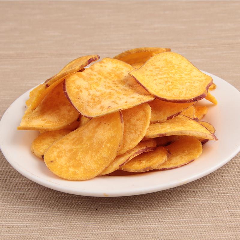 Sweet potato Crisp pieces/Sweet potato Crisp pieces OEM