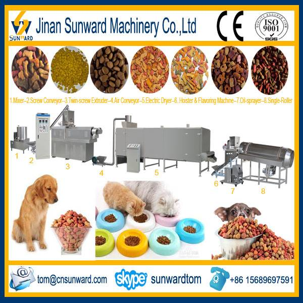 Pet Food Processing Machine Made In China