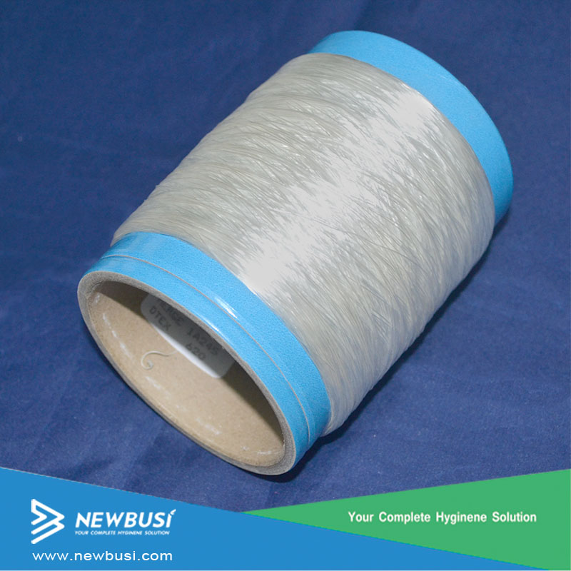High quality Raw Material for Baby Diaper/nappies - Spandex