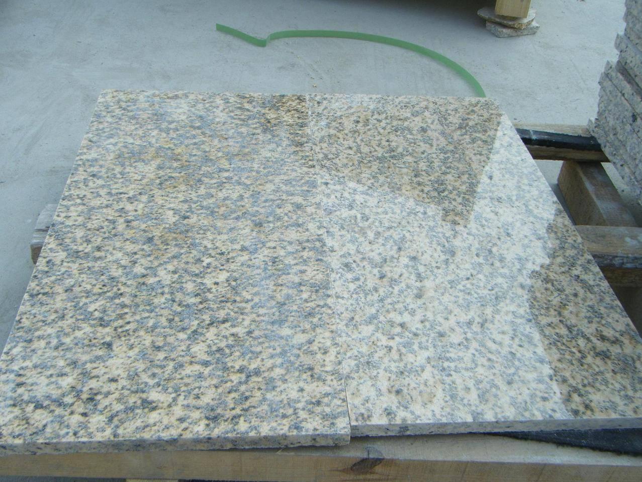 tiger skin yellow granite