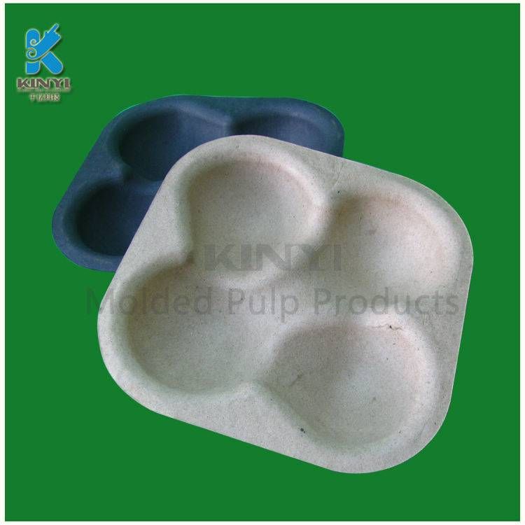 Bagasse pulp mold fruit tray,container,environmental and biodegradable
