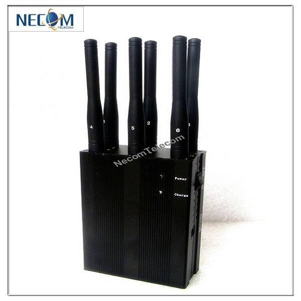 GPS Jammer with Cooling fan