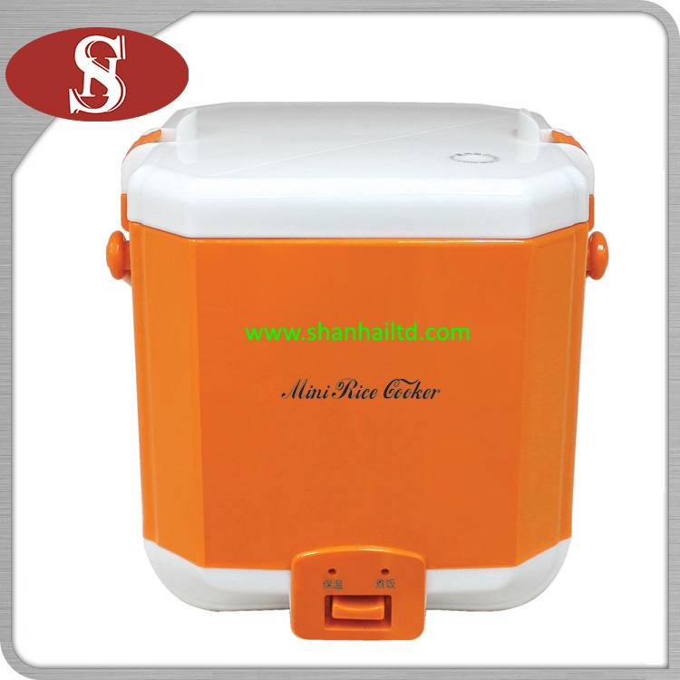 High quality car travel mini slow cooker