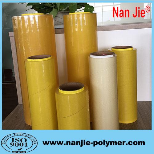 Nan Jie moisture proof pvc plastic wrap film manufacturer