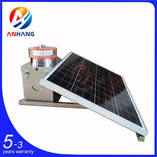 AH-MS/A Medium-intensity Type A Solar Aviation Obstruction Light