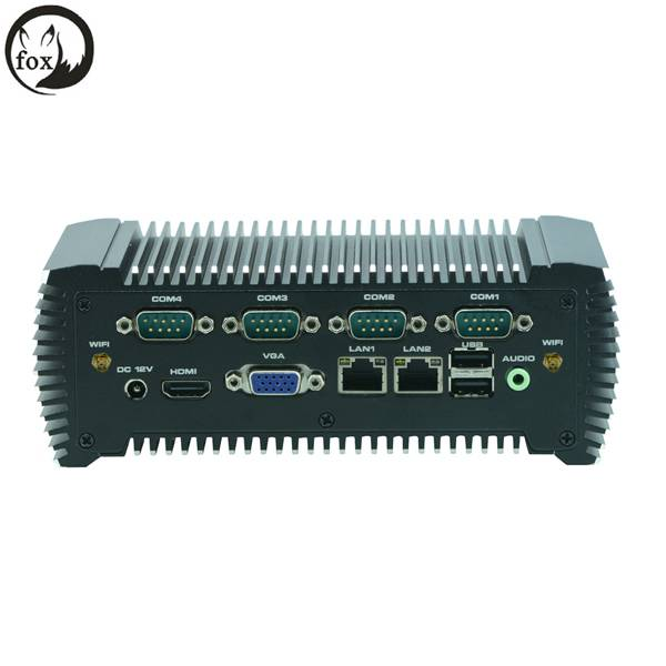 Embedded Fanless PC (IPC-B263)