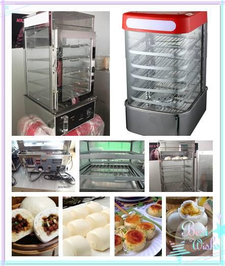 Super Market Use Food Steamer