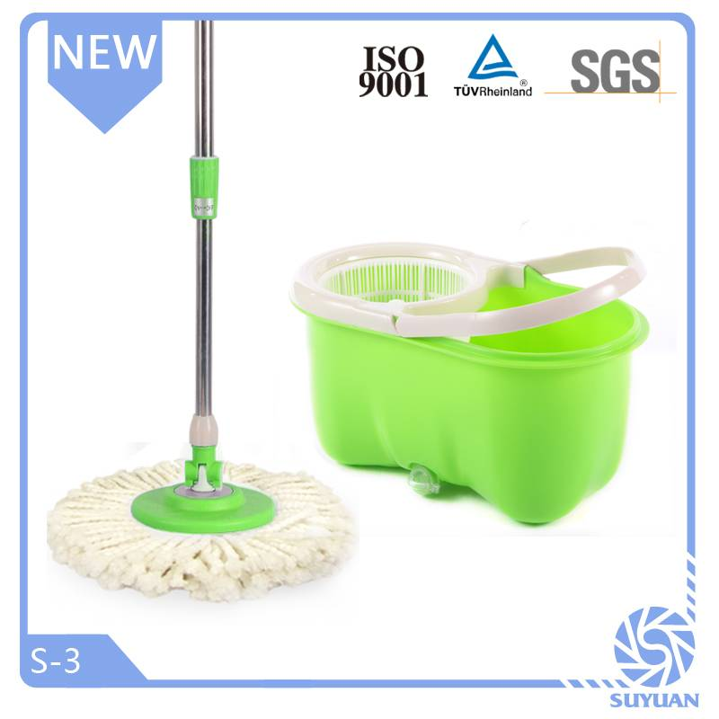 easy life magic spin mop smart mop