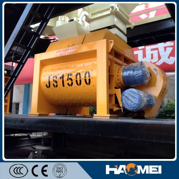 JS1500 Concrete Mixers