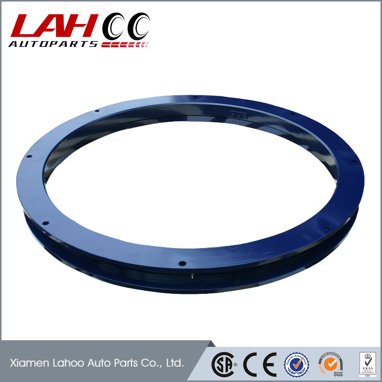 1100mm double ball turntable for semi trailer