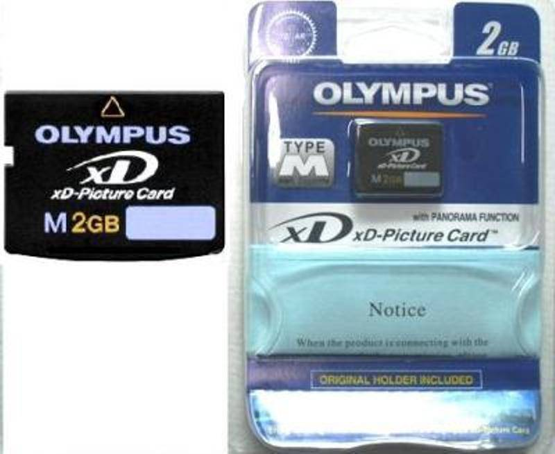 Olympus 2gb Type M Xd Picture Card Memory For Fuji Came Shenzhen