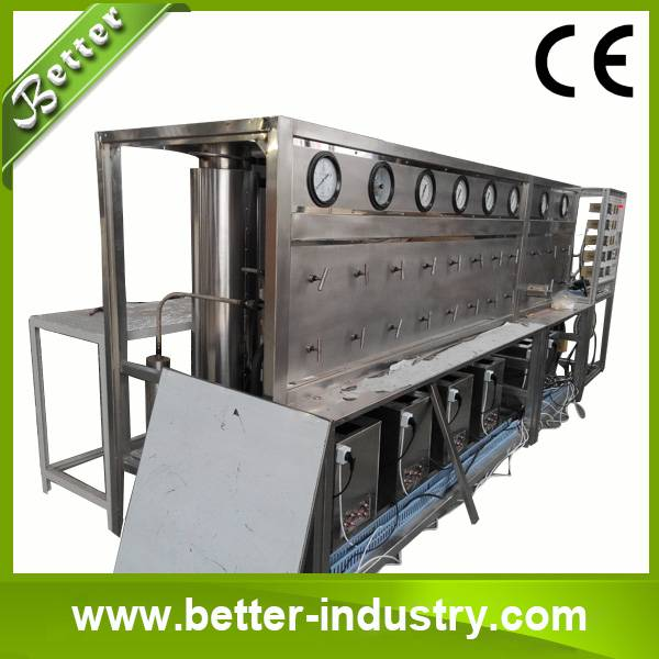Big Capacity CO2 Supercritical Distillation Equipment