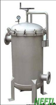 HJD-2S Stainless Steel Multi-bag filter