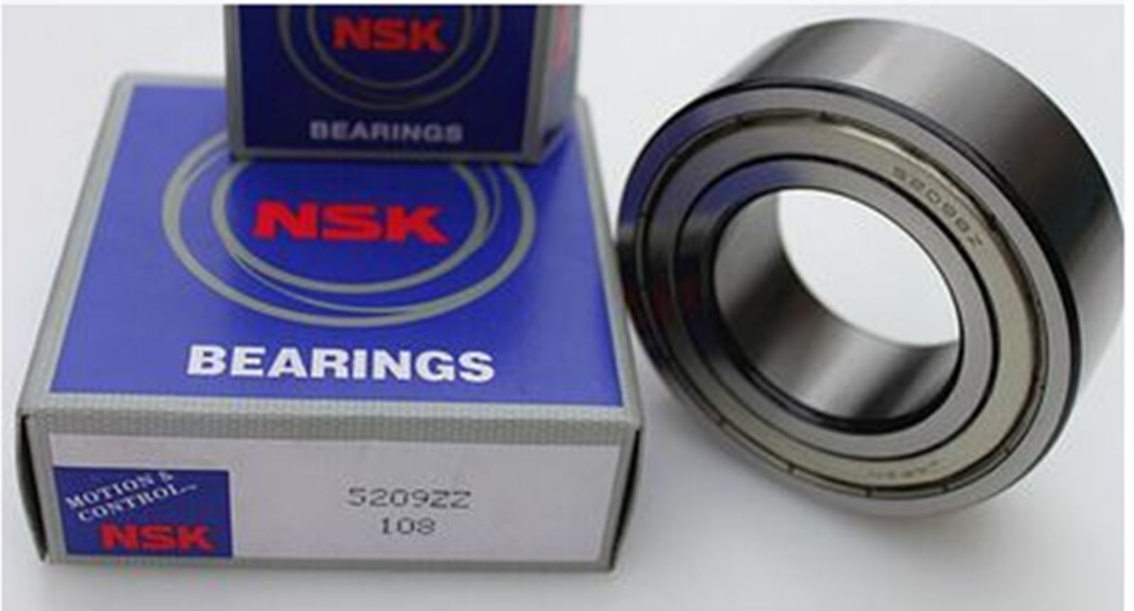 NSK new 5200ZZ Angular Contact Ball Bearing 10x30x14.3mm